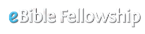 eBible Fellowship Logo